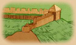 Оборонительные сооружения Рязани