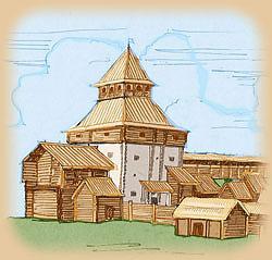 Дом воеводы в Рязани